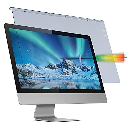 21-22 pollici VizoBlueX Anti Luce Blu filtro per monitor di computer.Luce blu pannello di protezione dello schermo del computer (50 X 31 cm). Per TV, TV LCD e PC,Mac 21.5