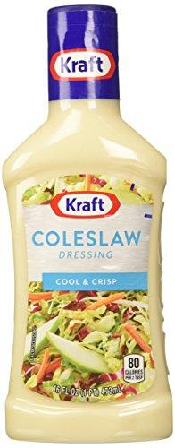 Kraft, Coleslaw Dressing, 16oz Bottle (Pack of 3)
