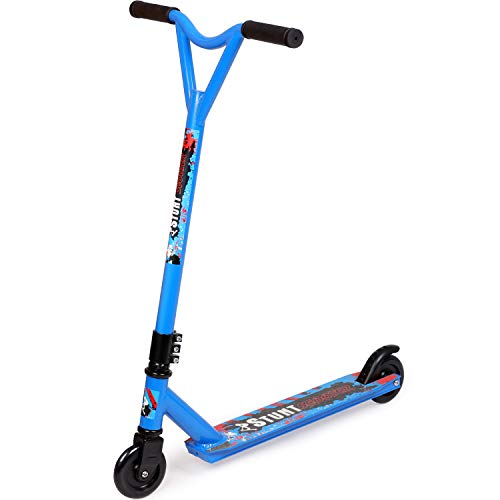 Joolihome Stunt Scooter-Pro Scooters, Trick Scooter, Sport Street Kick Freestyle Scooter, Trick Edition for Kids Age 8 Years and Up, Perfect for Beginners Boys and Girls, Teens, Adults