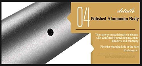 HOOLEE Apribottiglie elettrico in metallo di alta classe per vino