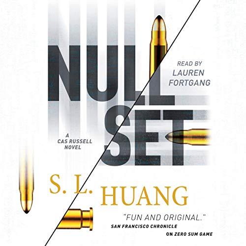 Null Set audiobook cover art
