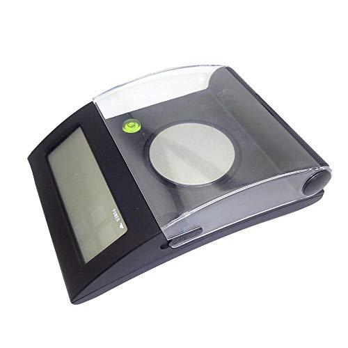 Elektronische Weegschaal Gouden Sieradenweegschaal Medicinaal Zakje, Laboratorium Elektronische Weegschaal 0.001 Met Waterpas