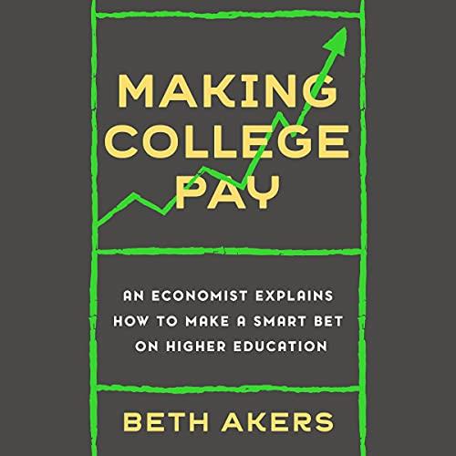 Couverture de Making College Pay