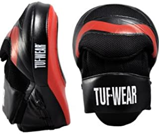 TUF WEAR Boxing Hook and Jab Aircurve Focus Pads