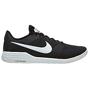Nike Lunar Ultimate TR Mens Running Trainers 749162 Sneakers Shoes (US 8, Black White 003)