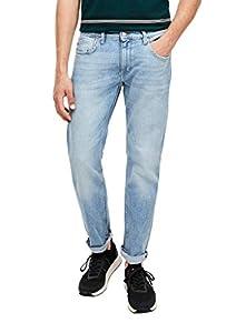 s.Oliver Herren Slim Fit: Slim Leg-Jeans Blue 36.32