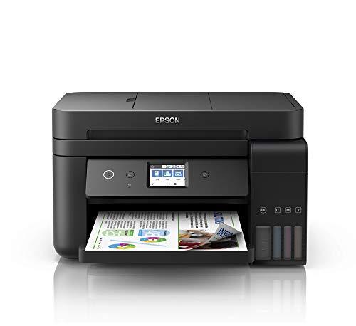 Epson EcoTank ET-4750 4800 x 1200DPI Inyección de Tinta A4 33ppm WiFi - Impresora multifunción (Inyección de Tinta,...