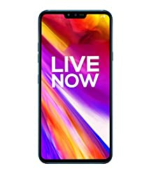 LG V40 ThinQ LM-V405EBW (Blue, 6GB RAM, 128GB Storage)