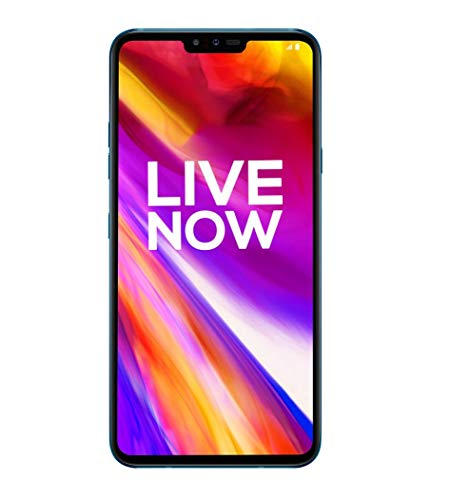 LG V40 ThinQ (Blue, 6GB RAM, 128GB Storage)