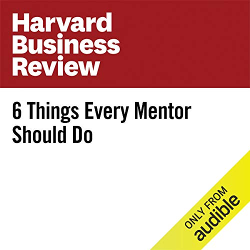 6 Things Every Mentor Should Do copertina