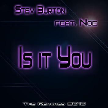 Is It You (feat. Noe)