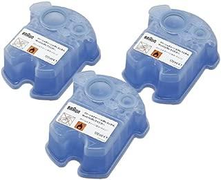 ブラウン (ブラウン) クリーン&リニューシステム専用洗浄液カートリッジ CCR3(3個入)