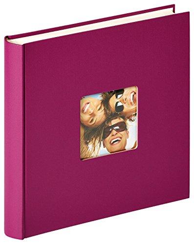 walther design FA-208-Y Designalbum Fun, violett, 30 x 30 cm