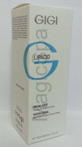 GIGI Lipacid Face Soap For Oily Large Pore Skin 120ml 4fl.oz