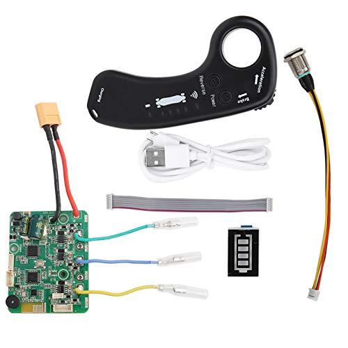 Pwshymi Controlador de Scooter de una Sola Unidad, Controlador de Scooter eléctrico...
