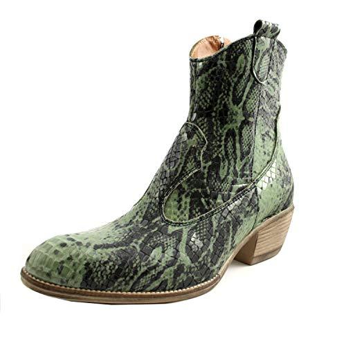 zalando groene laarzen