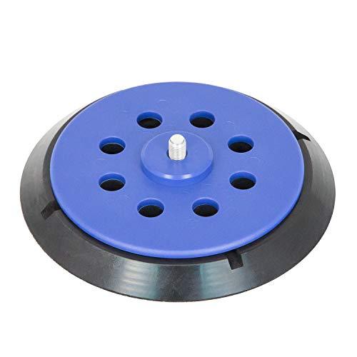 Klett Schleifteller 150 mm für FEIN - MSF-636-1 als Zubehör für Exzenterschleifer - 8-Loch Staubabsaugung - mittelhart - DFS