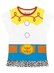 Disney Camiseta de Manga Corta para niñas Toy Story Jessie