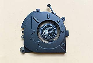 SOUTHERNINTL New Repalcement for HP EliteBook 735 G5 830 G5 CPU Cooling Fan L13679-001 6033B0057601 NS85C07-17D04 / 6033B0...