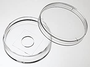 Cellvis 8 Well Chambered Cover Glass with #1.5 high performance cover glass C8-1.5H-N
