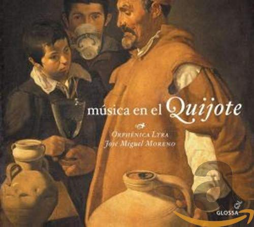 M sica en el Quijote y otras obras de Miguel de Cervantes