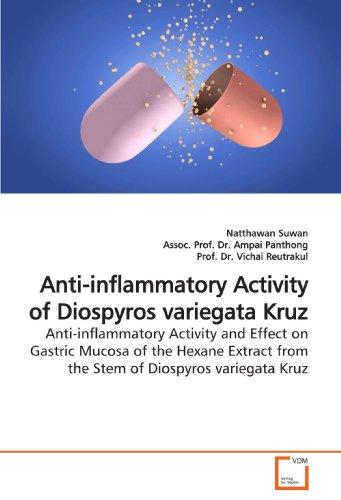 Anti-inflammatory Activity of Diospyros...