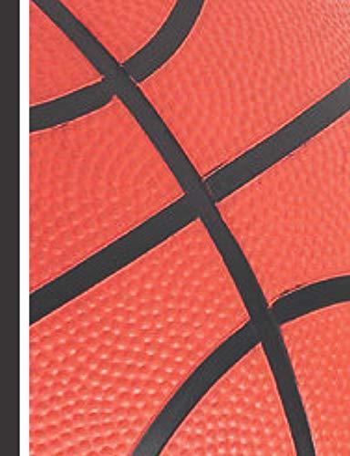 Basketball Notizbuch: Das Notizheft für Basketballspieler - 140 linierte Seiten für deine Notizen. Mit einem Basketball für Coach, Spieler oder Fans