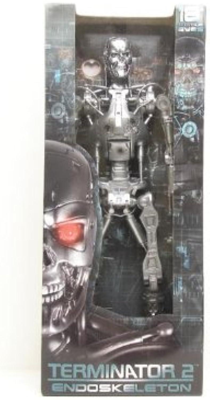 Terminator 2 18  Endoskeleton With LightUp Eyes