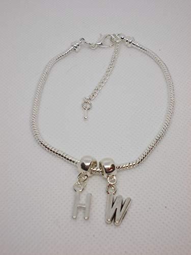 Hotwife (HW) silver charm bracelet/Anklet (7)