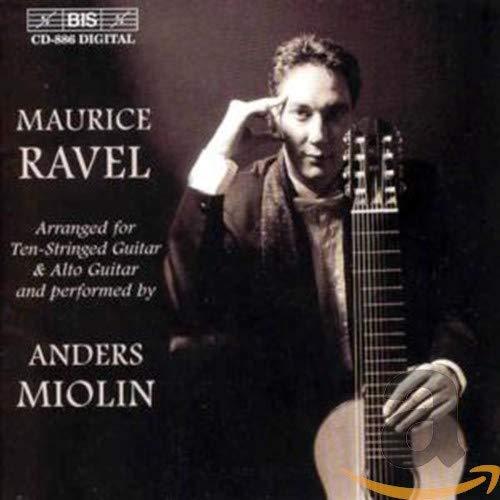 Miolin spielt Ravel (Transkriptionen für Gitarre)