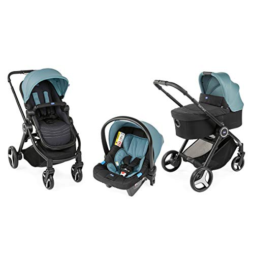 Chicco Trio Best Friend Cactus kinderwagen, uniseks