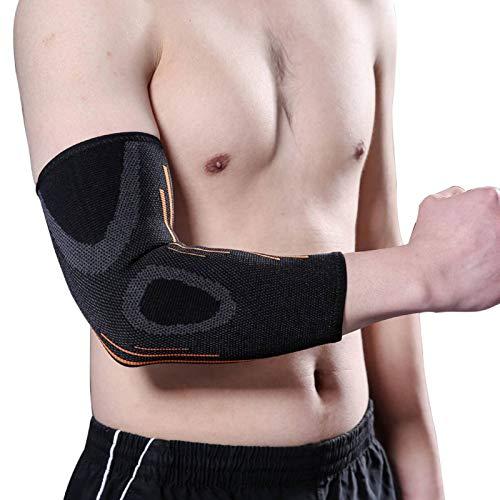 N\C Deportes Coderas Hombreras Baloncesto Bádminton Tenis Caliente Articulación Codo Protección Mujer Muñeca Codo Protector Brazo