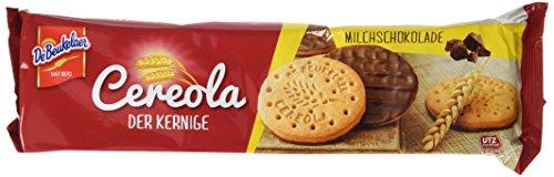 DeBeukelaer Cereola der Kernige Milchschokolade, 150 g
