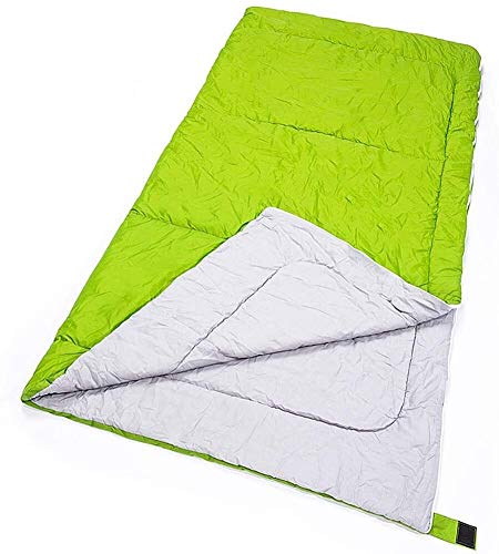 sleeping bag Portable Hiking sleeping sleeping adult foot light permeable thin, the bag easy to transport with compression warm camping