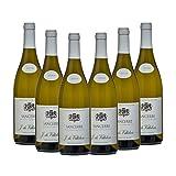 Sancerre Blanc 2018 - J. de Villebois - Lot de 6 bouteilles