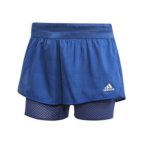 adidas Heat.Rdy Short Pantalón Corto, Mujer, azurea/indtec, M
