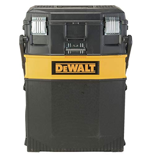 DEWALT Tool Box & Rolling Mobile Work Center, Multi-level (DWST20880)