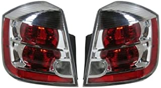 Nissan Sentra 2.0L Replacement Tail Light Assembly - 1-Pair
