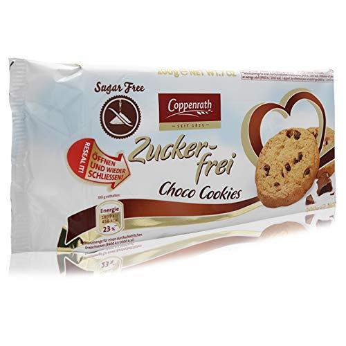 Coppenrath Zuckerfrei Choco Cookies