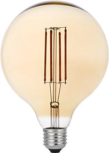 Garza - Reiher LED Vintage Leuchtmittel E27, 3W, Spiral