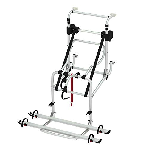 Fiamma Carry Bike Lift 77 with Blue Trim Motorhome Rear Mount Cycle Bicycle Rack