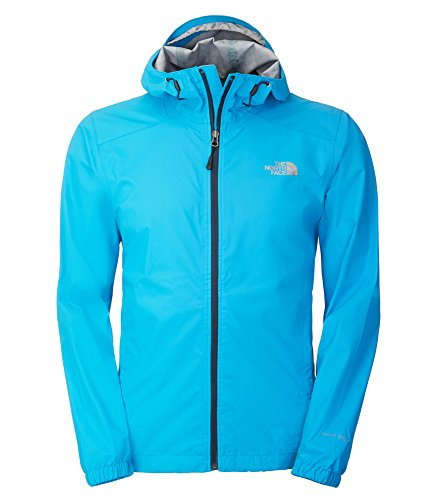 The North Face M Galaxy - Cortavientos para Hombre, Color Azul, Talla M