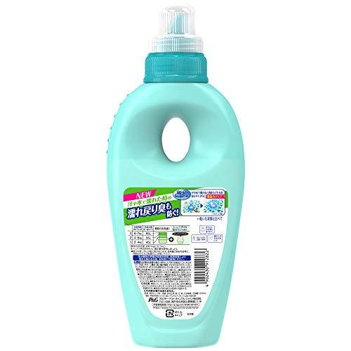 レノア本格消臭柔軟剤フレッシュグリーン本体550mL