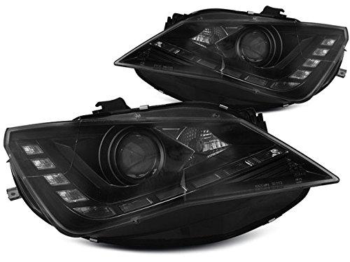 Spotlight Seat Ibiza 6J 12-17 Daylight LED DRL zwart (E30)