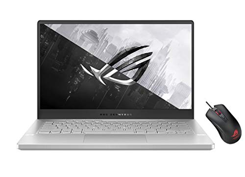 ASUS ROG Zephyrus G14 Gaming and Entertainment Laptop (AMD Ryzen 9 4900HS 8-Core, 24GB RAM, 1TB PCIe SSD, NVIDIA RTX 2060 Max-Q, 14.0' Full HD (1920x1080), WiFi, Win 10 Home) with Harrier GT300