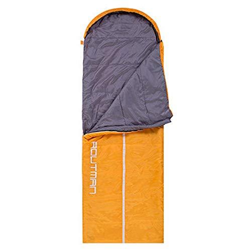 Slaapzak Outdoor Volwassen Herfst En Winter Dikke Warm Lunch Break Ultra Licht Camping Dubbel Binnen Vier Seizoenen Katoen Slaapzak Outdoor Uitrusting buitenproducten, Zwembad, Zwembed Volwassen