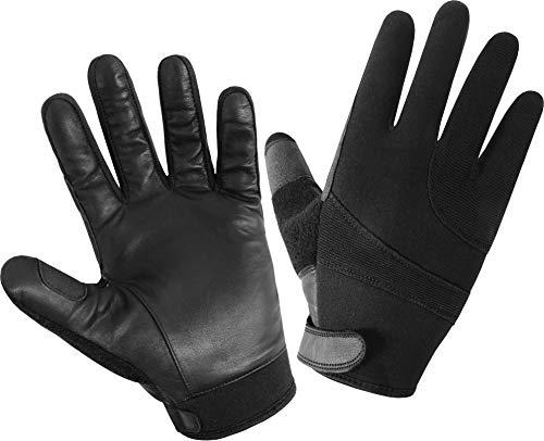 normani Einsatzhandschuhe aus Rindleder mit schnitthemmender Kevlar®-Einlage Instinct Größe M