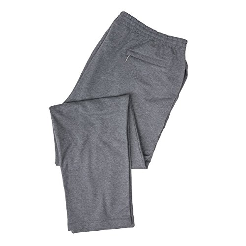 hajo Jogginghose Übergröße grau Melange, XL Größe:5XL