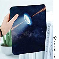 iPad 2/3/4 対応 2つ折りケース スタンド機能 オートスリープ超薄型 傷つけ防止ケース 手帳型カバー 環境にやさしい材質Ufoは地球の秘密の実験の気候変動の地球上の小説にスポットライトを当てます