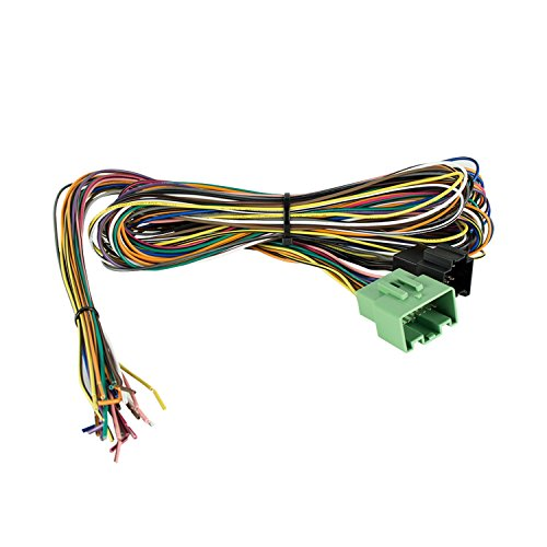 Metra 70-2057 2014 & Up GM Amp Bypass Harness, 9.50in. x 4.30in. x 1.20in.